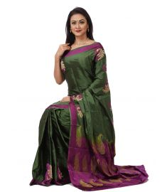 Tangail Silk Sari || THP691