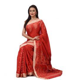 Tangail Half Silk Sari || THP695