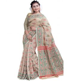 Half Silk Sari || TMT1185