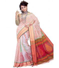 Half Silk Sari || TMT1186
