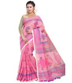 Cotton Sari || TMT1189