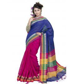 Half Silk Sari || TMT1194