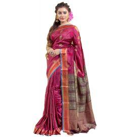 Silk Jamdani Sari|| TMT1220