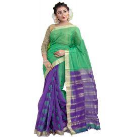 Half Silk Sari || TMT1225