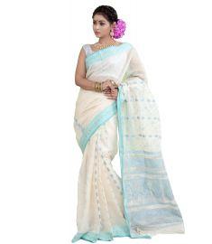 Half Silk Sari || TMT1226