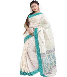 Cotton Sari || TMT1228