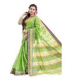 Half Silk Sari || TMT1236