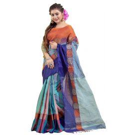 Cotton Sari || TMT1238