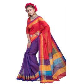 Half Silk Sari || TMT1245