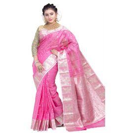 Half Silk Sari || TMT1246