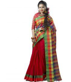 টাঙ্গাইল সুতি শাড়ি ।। TMT935