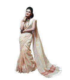 Cotton sari    TNJ352