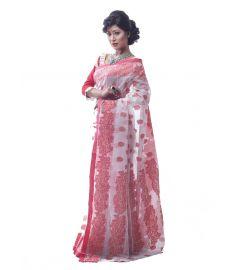 Cotton sari    TNJ368