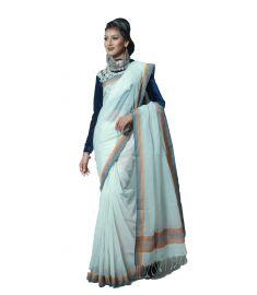 Cotton sari    TNJ369