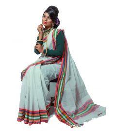 Cotton sari    TNJ371