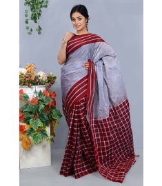 Maslaice Cotton Sari || TNM245
