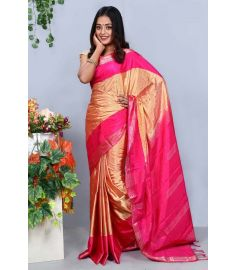 Silk Sari || TNM247