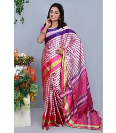 Silk Sari || TNM249