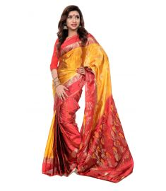 Silk Sari || TNN258