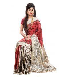 Silk Sari || TNN260