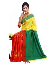 Half Silk Sari || TNN274
