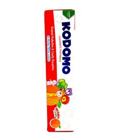 Kodomo Baby Tooth Paste Orange Flavor 80 gm