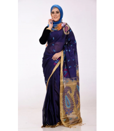 Tangail Cotton Sari || TSD271