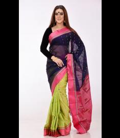 Half Silk Sari || TSD274