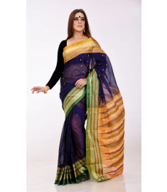 Half Silk Sari || TSD276