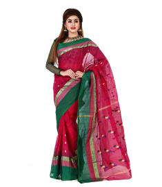 Tangail Cotton Sari || TSD302