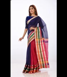 Half Silk Sari || TSD374