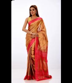Rajshahi Silk Sari || TSD380