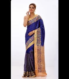 Rajshahi Silk Sari || TSD384