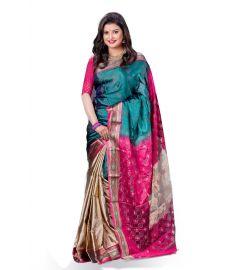 Silk Sari || TSR189