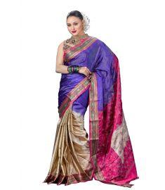 Silk Sari || TSR195