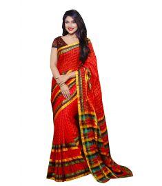 Half Silk Sari || TSR653