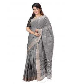 Khadi Cotton Sari || TSR787