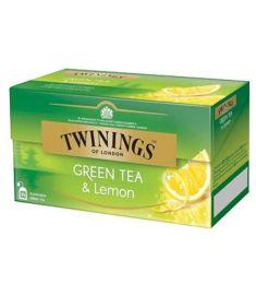 Twinings Green Tea & Lemon 25 bags