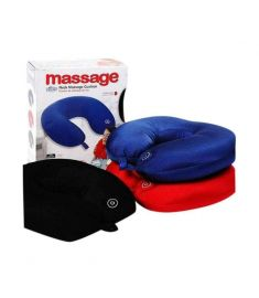 Travel Pillow Vibrating Neck Massager