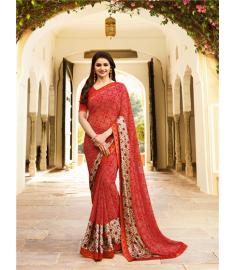 Vinay Starwalk Sari || VIN19141