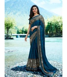 Vinay Starwalk Sari || VIN19411