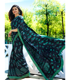 Vinay Starwalk Sari || VIN19415
