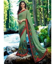 Vinay Starwalk Sari || VIN19417