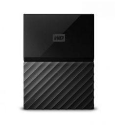 WD My Passport 1TB Portable Hard Drive (Black)