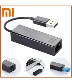Xiaomi External USB 2.0 Wired 100Mbps High Speed Network Card Adapter