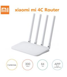 Xiaomi Mi 4C Wireless Router 2.4GHz / 300Mbps / Four Antennas