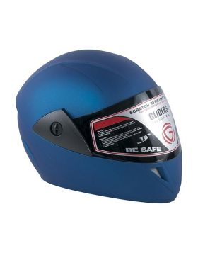 Jazz DX Motorcycle Helmet Matt Blue