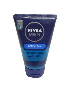 Nivea Men Deep Clean Face Wash 100ml
