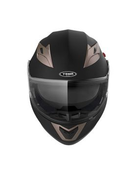 YEMA YM-925 Motorbike Street Bike Racing Helmet With Sun Visor