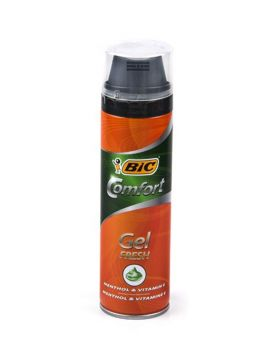 Bic Comfort Gel Fresh 200ml